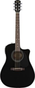 Fender Dreadnought Cutaway Acoustic Guitar