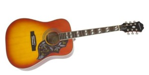 Epiphone Acoustic Series EEHBFCNH1 Review